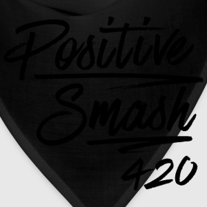 Positivesmash.png T-Shirts - Bandana