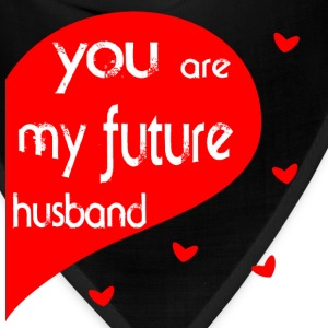 future husband T-Shirts - Bandana