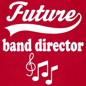 Future Band Director Gift Baby Bodysuits - Men's T-Shirt by American Apparel