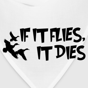 FLY AND DIE Hoodies - Bandana