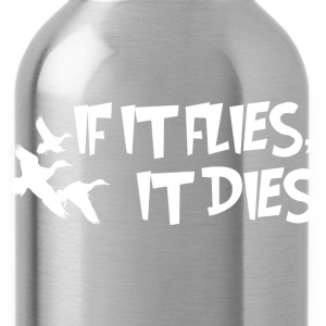 FLY AND DIE T-Shirts - Water Bottle