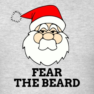 SANTA FEAR THE BEARD Sportswear - Men's T-Shirt
