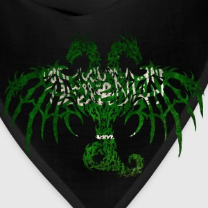 SAUDI ARABIA FLAG DRAGON T-Shirts - Bandana