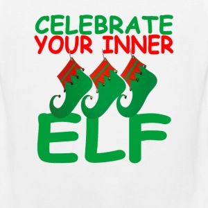 celebrate_your_inner_elf_ - Men's Premium Tank