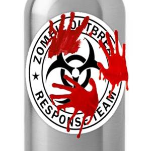 Zombie Outbreak Response Team Destroyed - Water Bottle