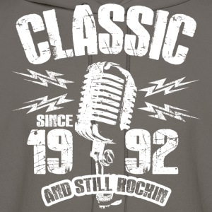 Classic Since 1992 Long Sleeve Shirts - Men's Hoodie