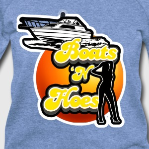 Boats N Hoes.  - Women's Wideneck Sweatshirt