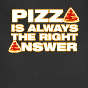 Pizza. T-Shirts - Adjustable Apron