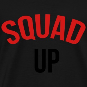 Squad up Long Sleeve Shirts - Men's Premium T-Shirt