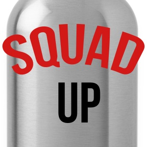 Squad up Long Sleeve Shirts - Water Bottle