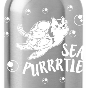 Sea Purrtle Shirt - Water Bottle