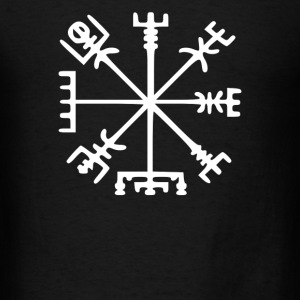 Viking Compass - Men's T-Shirt