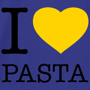 I LOVE PASTA - Men's Premium T-Shirt