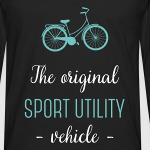 The original Sport Utility Vehicle - Men's Premium Long Sleeve T-Shirt