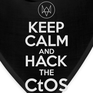 Keep Calm and Hack the CtOS - Bandana