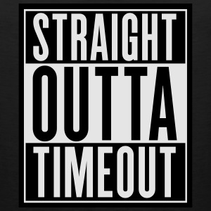 Straight Outta Timeout Baby & Toddler Shirts - Men's Premium Tank
