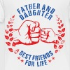 FATHER AND DAUGHTER BEST FRIENDS FOR LIFE USA Baby & Toddler Shirts - Toddler Premium T-Shirt