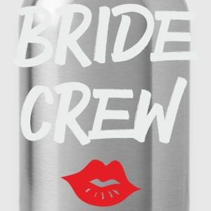 BRIDE CREW KISS T-Shirts - Water Bottle