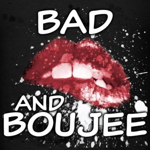 bad and boujee 2 Long Sleeve Shirts - Men's T-Shirt