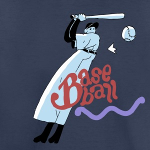baseball boy - Toddler Premium T-Shirt