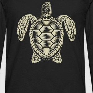 Sea Turtle Spirit - Men's Premium Long Sleeve T-Shirt