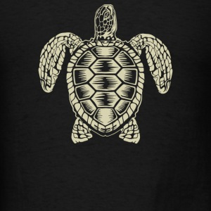 Sea Turtle Spirit - Men's T-Shirt