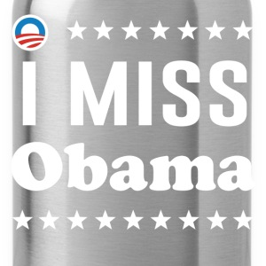 I MISS OBAMA 23.png T-Shirts - Water Bottle