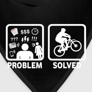 Mountain Biking Problem Solved - Bandana
