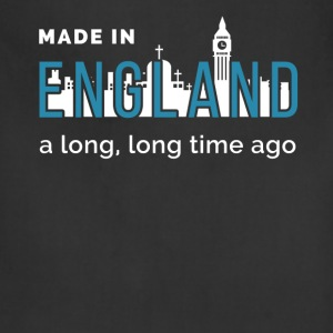 Made In England A Long, Long Time Ago - Adjustable Apron