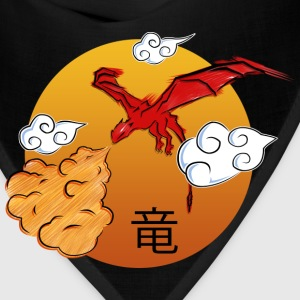 Dragon Hoodies - Bandana