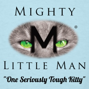 Mighty Little Man Jumper - Men's T-Shirt