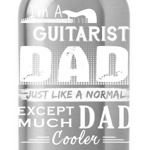 Guitarist Dad Shirt - Water Bottle