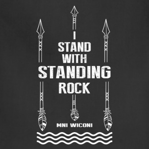 Shailene Woodley - Official Standing Rock Shirt T-Shirts - Adjustable Apron