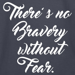 WITHOUT FEAR Hoodies - Kids' Long Sleeve T-Shirt