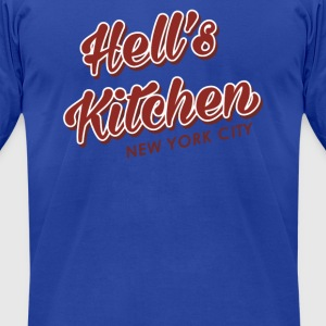 Hell's Kitchen - Men's T-Shirt by American Apparel