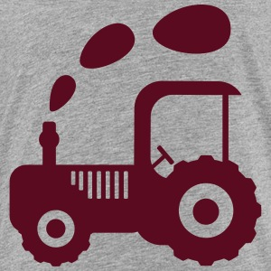 tractor Kids' Shirts - Toddler Premium T-Shirt