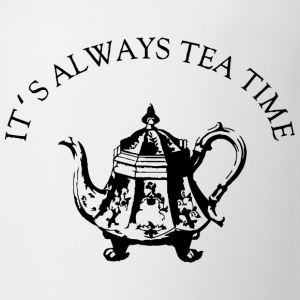 it's always tea time - Coffee/Tea Mug