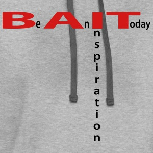 BAIT 001 T-Shirts - Contrast Hoodie
