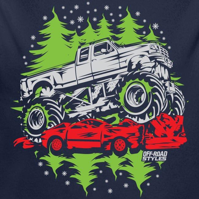 Monster Ugly Christmas