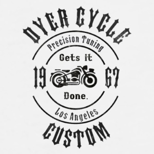 Dyer Cycle Mug - Men's Premium T-Shirt