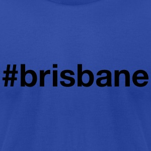 BRISBANE - Men's T-Shirt by American Apparel