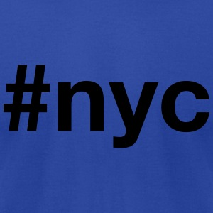 NYC - Men's T-Shirt by American Apparel