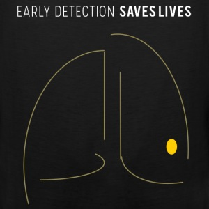 Early detection saves lives - Men's Premium Tank