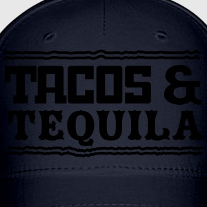 Tacos and Tequila T-Shirts - Baseball Cap