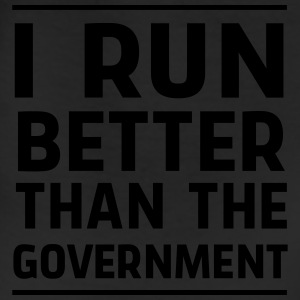 I run better than the government T-Shirts - Leggings