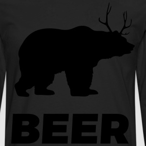 Beer - Men's Premium Long Sleeve T-Shirt