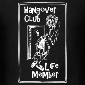 Hangover - Men's T-Shirt