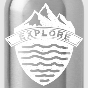 Expore the Great Outdoors - Water Bottle