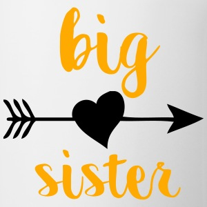 Big Sister Kids' Shirts - Coffee/Tea Mug