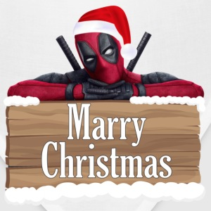 Deadpool Marry Christmas - Bandana